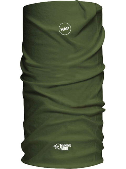 HAD Merino Tube Scarf army green